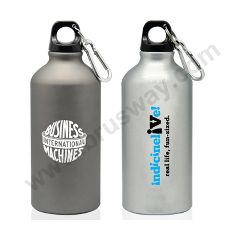 500ml aluminium brink water bottle