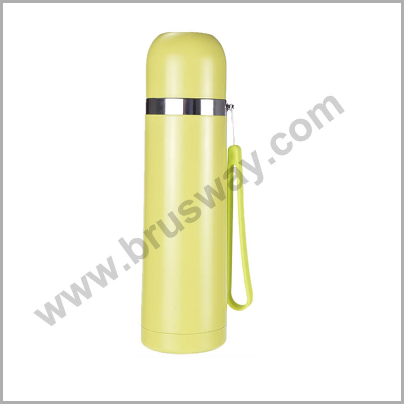 Eco Friendly 16oz High Grade Stainless steel Thermos Flask Bottle BW-00124