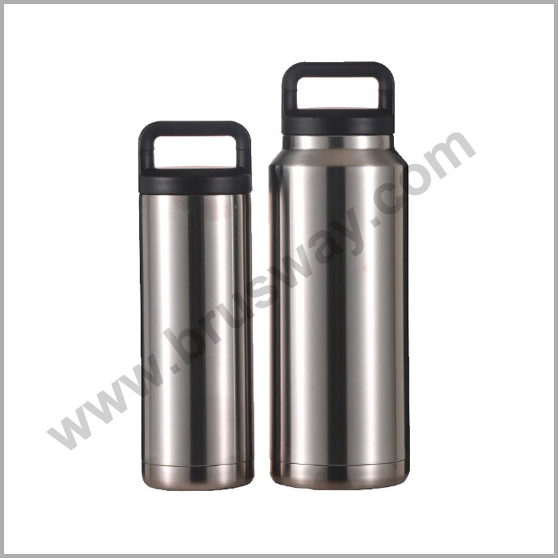 New Style Double Wall Vacuum Insulated Stainless Steel Water Bottle BW-00144