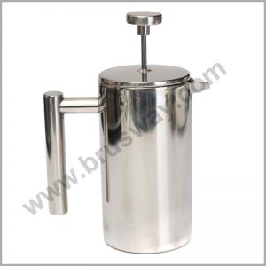 Stainless Steel Tea Maker Coffee plunger French press BW-00136