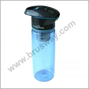 Wholesale Tritan Eco Plastic Water Bottle with Straw BW-00154