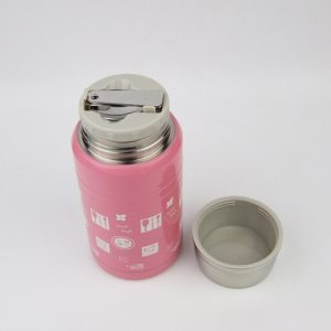 stainless steel thermal thermos food jar for soup