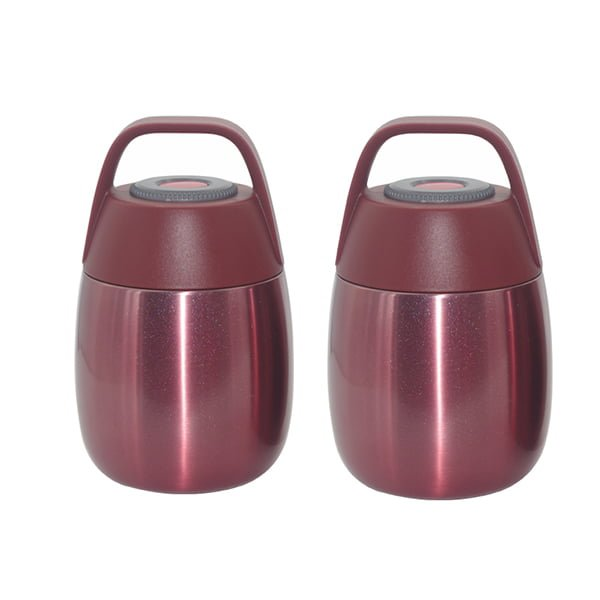 Food Grade Insulated 304 Stainless Steel Thermos 450ml Food Jar
