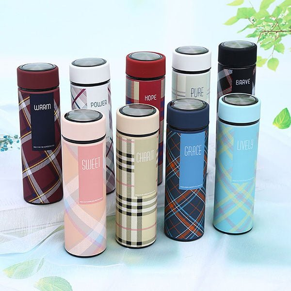 Stainless Steel Insulated Vacuum Double Wall Sport Water Bottle