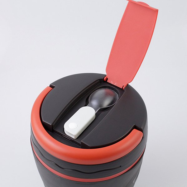 BPA Free Thermos Food Jar With Plastic Inner Box