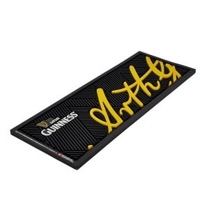 Custom Logo Soft PVC Rubber Custom Bar Mat For Bar Accessories