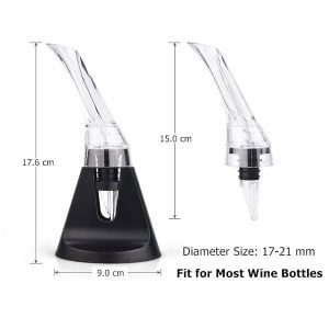 Wine Aerator Premium Aerating Pourer Decanter Spout